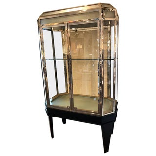 Chanel Boutique Display Case or Vitrine For Sale