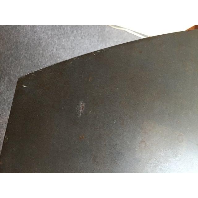 Masaki Morita Metal Desk / Hall Table C 1982 - Image 10 of 11