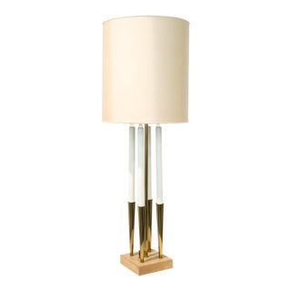 Stiffel Candlelabra Lamp For Sale