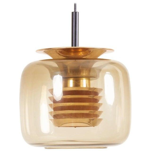 1960s Pendant Lamp in Manner of Hans-Agne-Jakobsson For Sale - Image 12 of 12