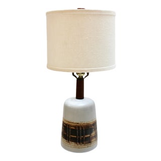 Mid 20th Century Ceramic Lamp by Jane and Gordon Martz for Marshall Studios For Sale
