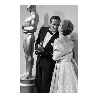 "Charlton Heston and Susan Hayward at ""The 32nd Annual Academy Awards"" 1960"