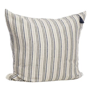Deauville Navy & Black Pillow