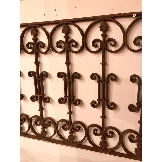 Late 19th Century Late 19th Century French Antique Gate For Sale - Image 5 of 8