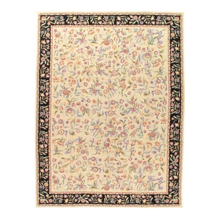 "Modern Aubusson Rug - 8'5"" X 11'4"" For Sale"