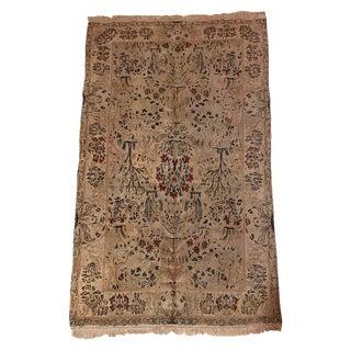 1970s Pakistani Wool Handwoven Carpet For Sale
