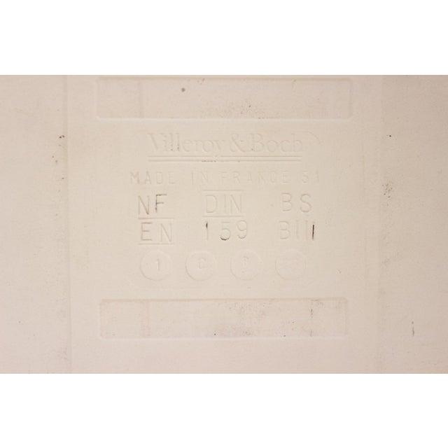 Villeroy & Boch Elephant Enamel Tiles - Set of 5 For Sale - Image 5 of 5