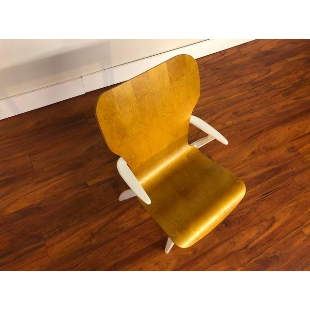 Brown Domus Lounge Chair by Ilmari Tapiovaara for Artek For Sale - Image 8 of 13