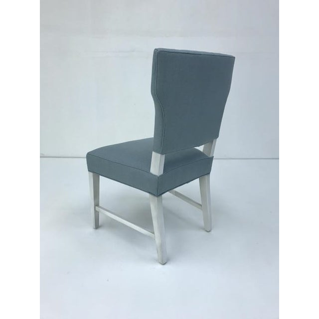 Transitional Highland House Manset Dining Chair For Sale - Image 3 of 4