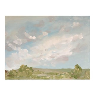 Chelsea Fly Bright Landscape Painting