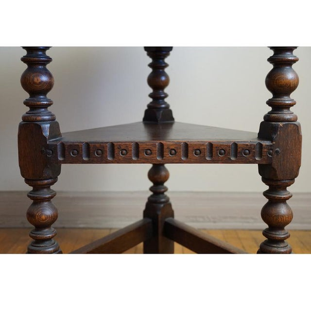 19th Century Jacobean Occasional Table - Image 6 of 7