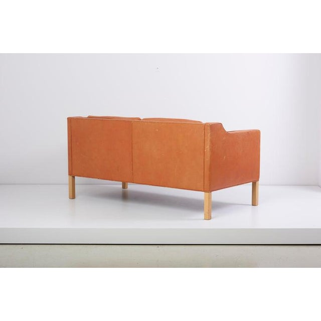 Sofa 2212 by Børge Mogensen for Fredericia, Denmark For Sale - Image 6 of 10