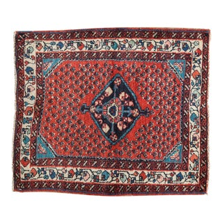 "Vintage Engelas Rug Mat- 1'11"" X 2'4"" For Sale"