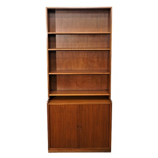 Original Bookcase Made for the Danish Ministry of Treasury For Sale