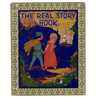 """""""The Real Story Book"""" 1927 Hardcover"""