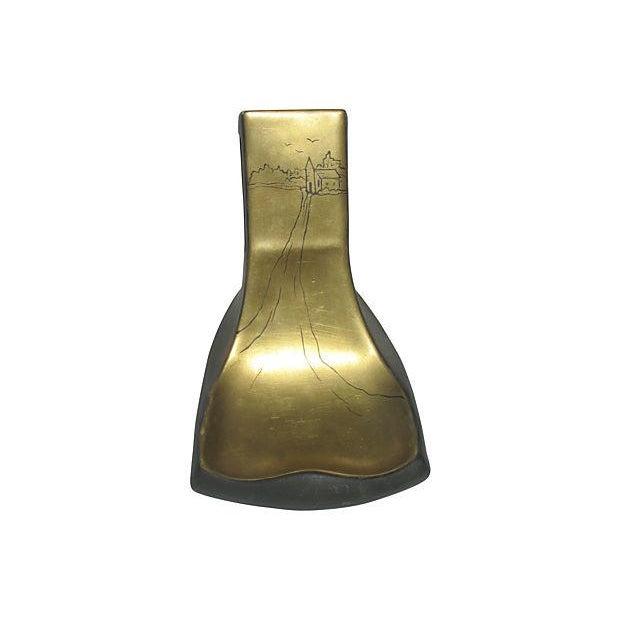 Rosenthal Antique Porcelain Pipe & Match Holder - Image 4 of 6