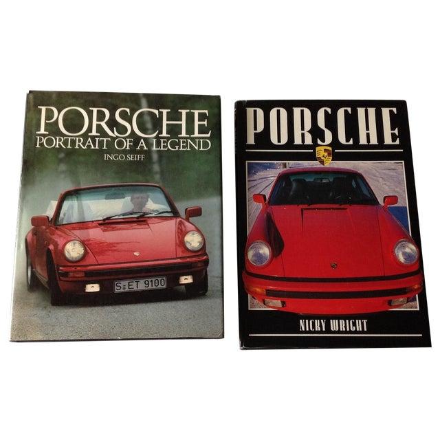 Vintage Porsche Books - A Pair - Image 1 of 11