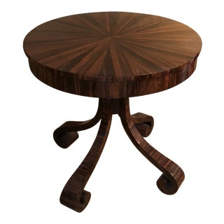 Art Deco Holly Hunt Side or Center Table For Sale