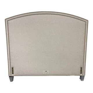 Queen Size Lee Industries Arch Headboard For Sale