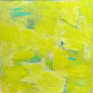 """""""Aspens"""" by Trixie Pitts Abstract Expressionist Oil Painting For Sale"""