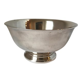 Reed & Barton Silverplate Revere Bowl