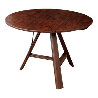 19th Century Dutch Tilt-Top Table For Sale