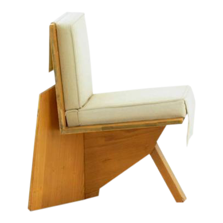 Distinguished Frank Lloyd Wright Chair From The Sondern