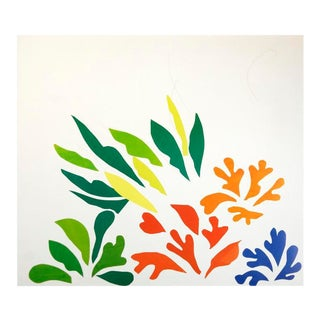 Henri Matisse, Acanthes, Offset Lithograph, 2010 For Sale