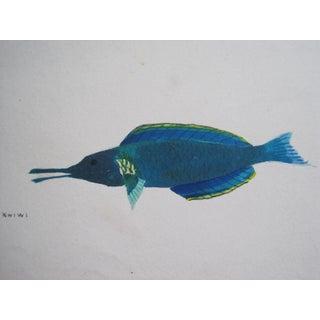 19 C Original Watercolor Painting For Sale