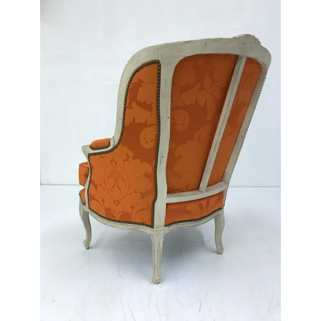 Century Furniture Century Furniture Grande Duke Chair For Sale - Image 4 of 5