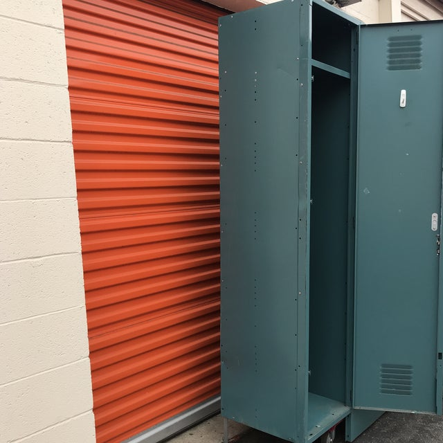 1970s Vintage Lyon Lockers For Sale - Image 5 of 12
