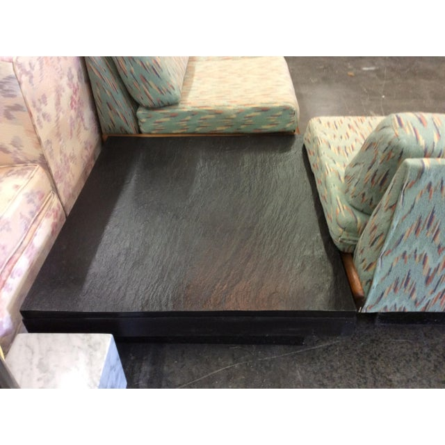 Adrian Pearsall Craft Associates 3 Piece Sectional Sofa For Sale - Image 9 of 11