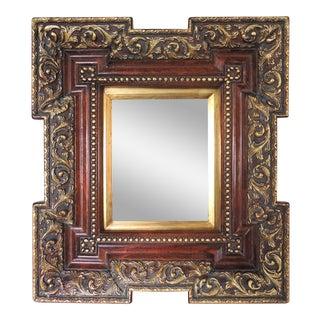 Ornate 'Deep Framed' Wall Mirror