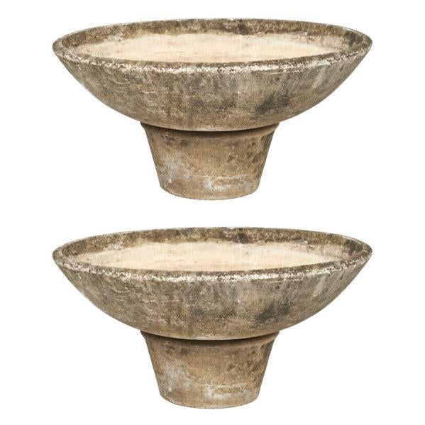 Mid-Century French Jardinieres - a pair For Sale - Image 11 of 11