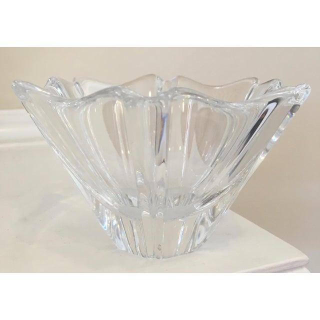 Orrefors Orion Crystal Bowl - Image 11 of 11