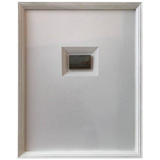 21st Century Custom Framed Paesan - Image 1 of 6