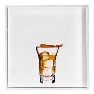 'Old Don' Limited-Edition Cocktail Portrait Photograph For Sale