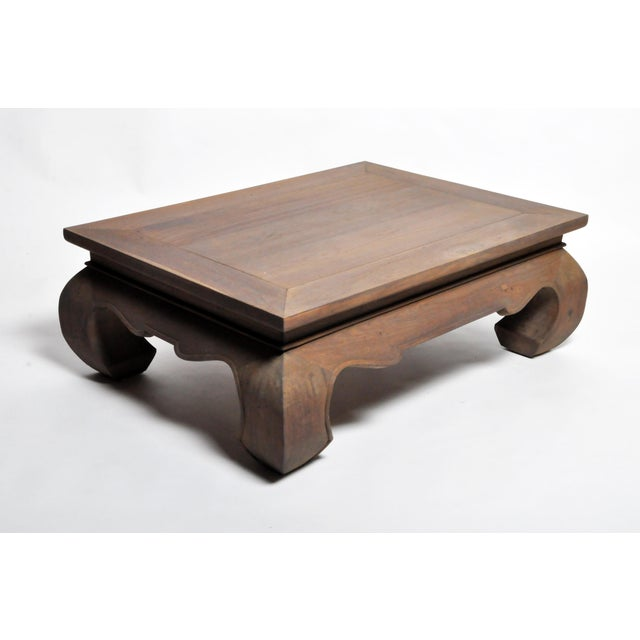 Contemporary Thai Lanna Coffee Table For Sale - Image 13 of 13