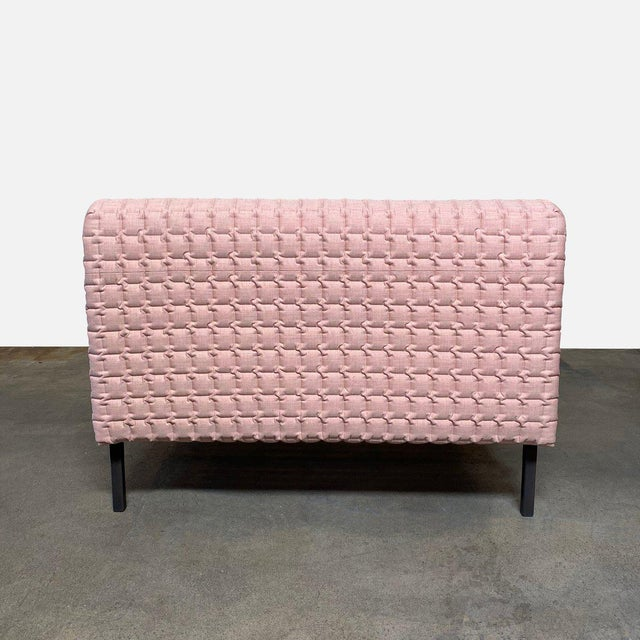 Ligne Roset Queen Size 'Ruché' Bedrame For Sale In Los Angeles - Image 6 of 8