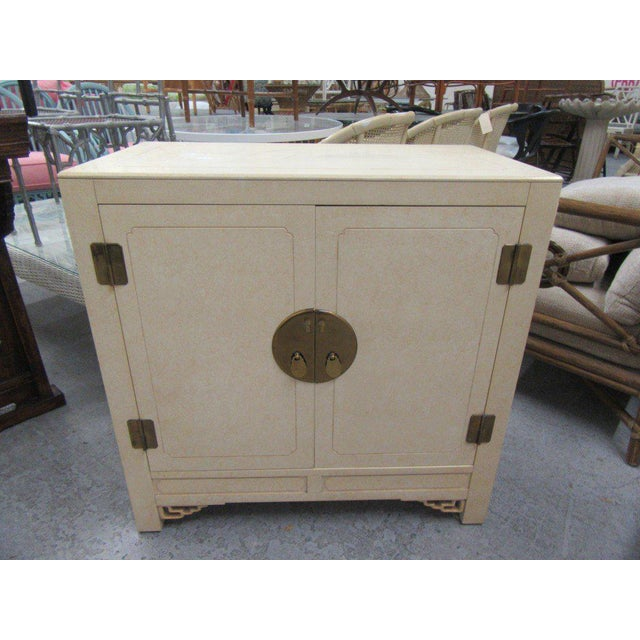 Oversized Asian Inspired Chest For Sale In West Palm - Image 6 of 7