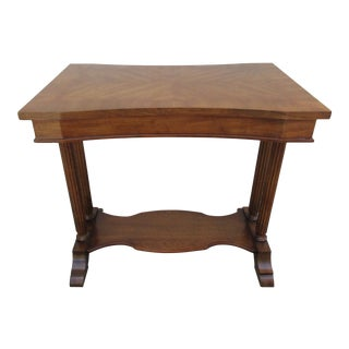 Weiman Neoclassical Side Table For Sale