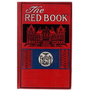 The New York Red Book Book For Sale