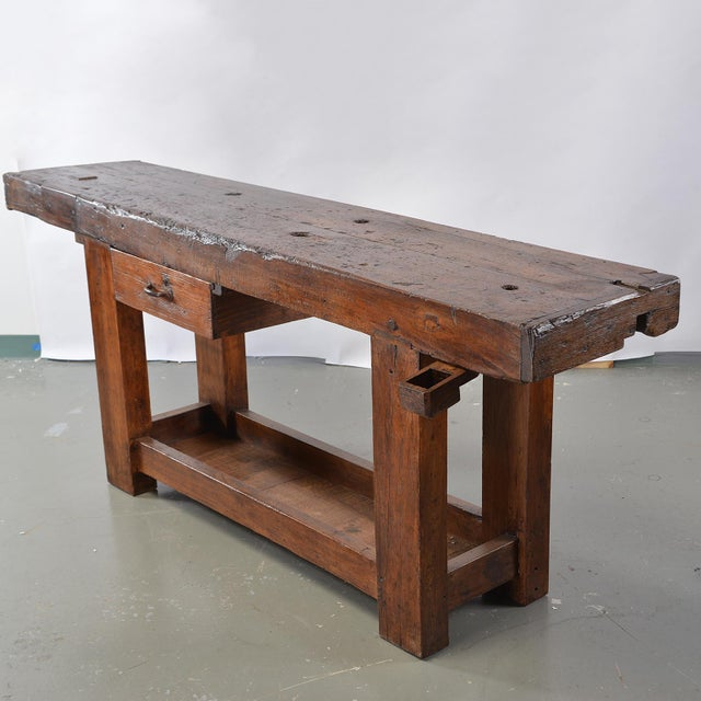 French 19th Century Work Bench For Sale - Image 4 of 13