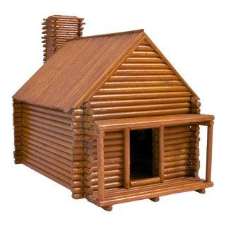 Vintage Cabin Model For Sale