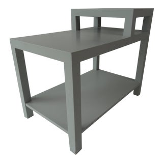 Mid-Century Modern t.h. Robsjohn-Gibbings for John Stuart Furniture Side Table For Sale