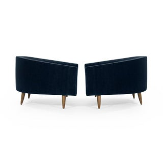 Adrian Pearsall for Craft Associates Cloud Lounges in Mohair - a Pair Preview