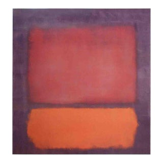 Mark Rothko-untitled (1962)-1998 Poster For Sale