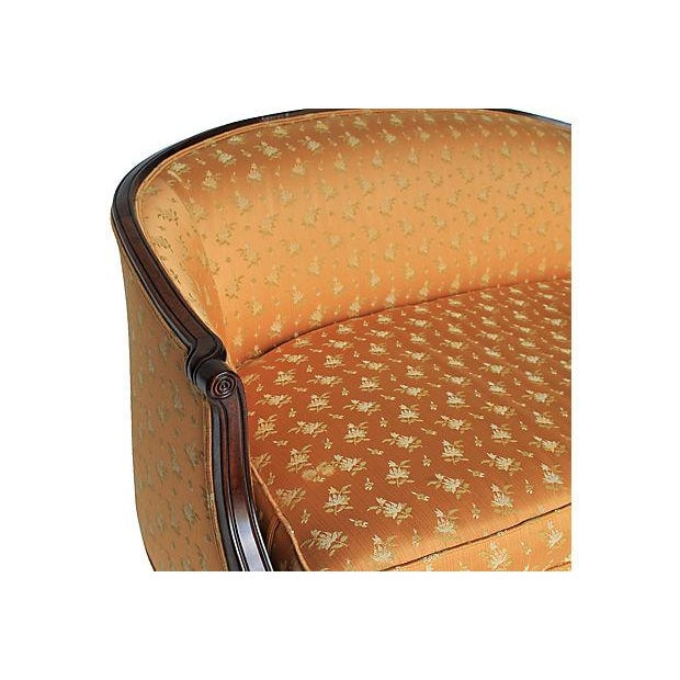 Upholstered Settee by Hickory Chair Co. - Image 6 of 10