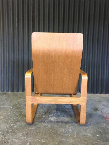 Genial Thonet Bent Plywood Chair   Image 4 Of 6