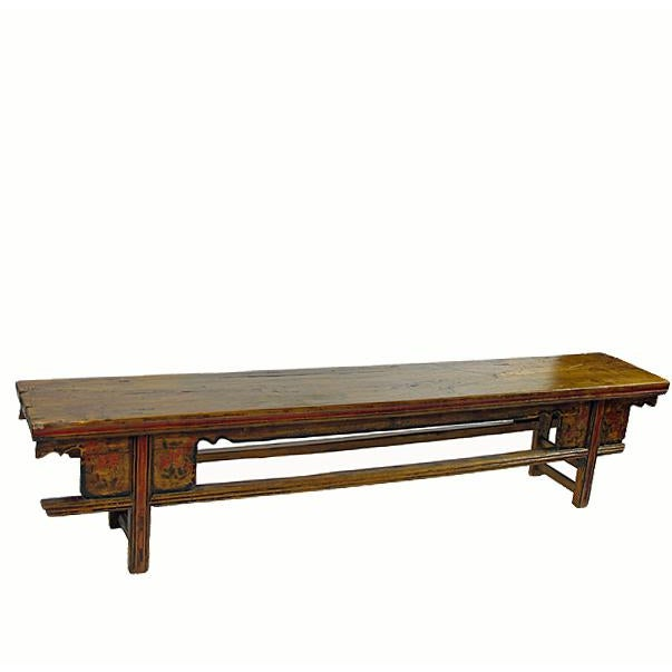 Magnificent Low Wood Bench Console Table Ibusinesslaw Wood Chair Design Ideas Ibusinesslaworg